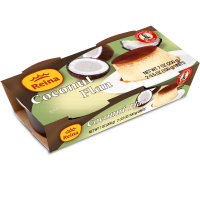 coconut-flan